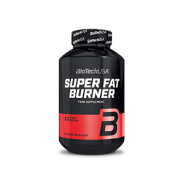 BIOTECH SUPER FAT BURNERS tabs | icomos.lt